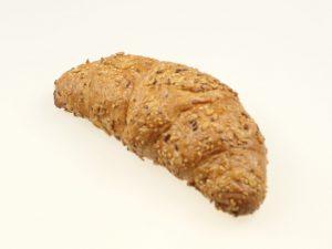 Byrkes, meergranen croissant (alleen op vrijdag en zaterdag)