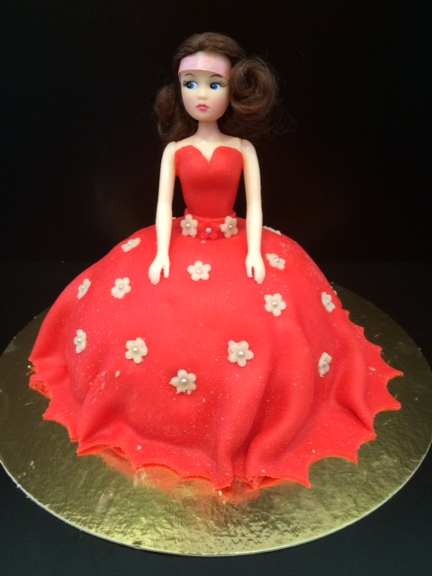 Barbie boltaartje