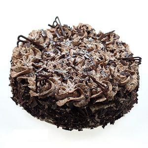 Christoffeltaart chocolade/slagroom