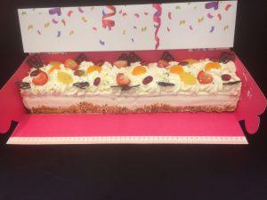 1/2 meter taart