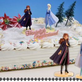 Frozen taart (Elza)